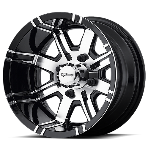 Fairway Alloys Aggressor Golf Wheels