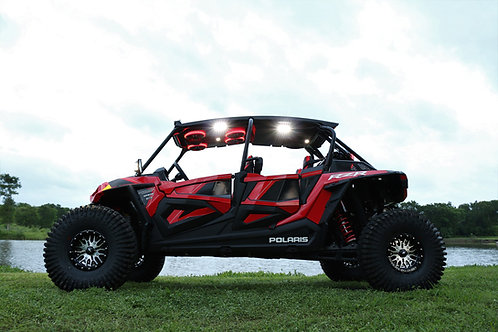 AudioFormz Polaris RZR 4 Turbo S Roof Top Stereo Systems 2018+