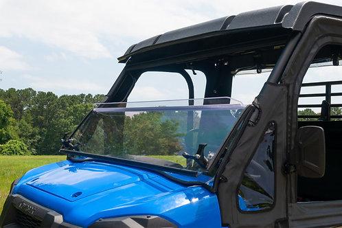 Seizmik Windshield Versa-Fold — Kawasaki Mule Pro FX & FXT