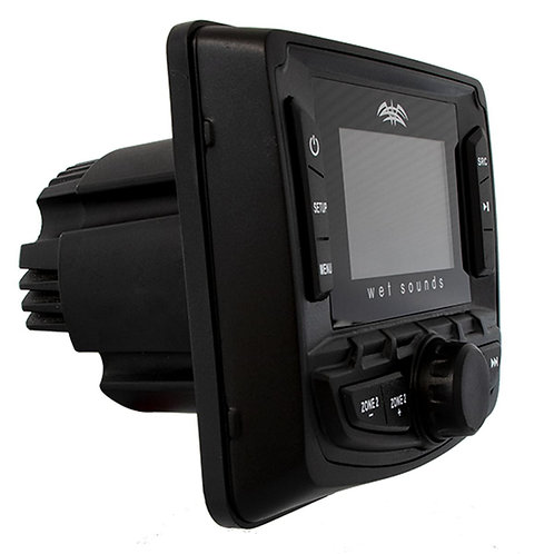 Wet Sounds WS-MC-2 |  AM/FM/Weather Band Tuner With RBDS