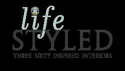 lifeSTYLED Inspired Interiors Logo