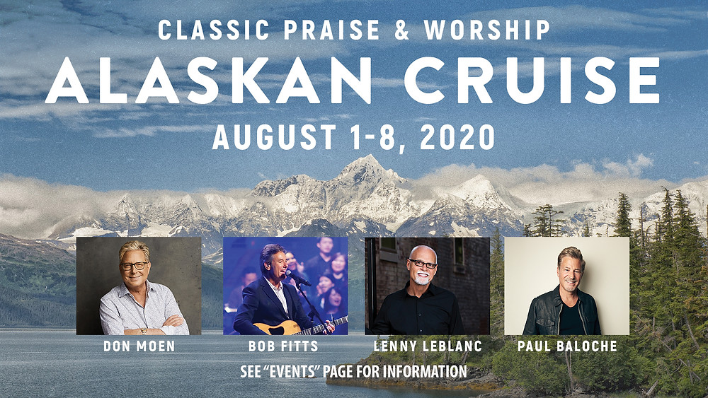 "Join us on a ""Worship Cruise""!"