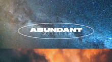 Abundant God