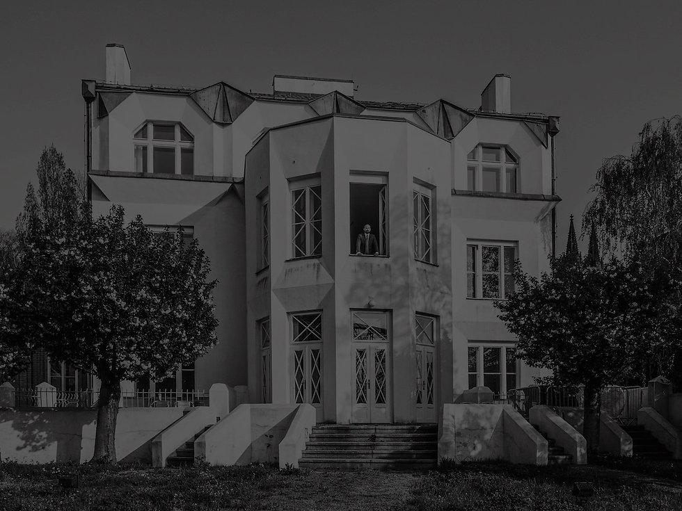 Sídlo advokát Zoltána Duny - Kovařovicova vila