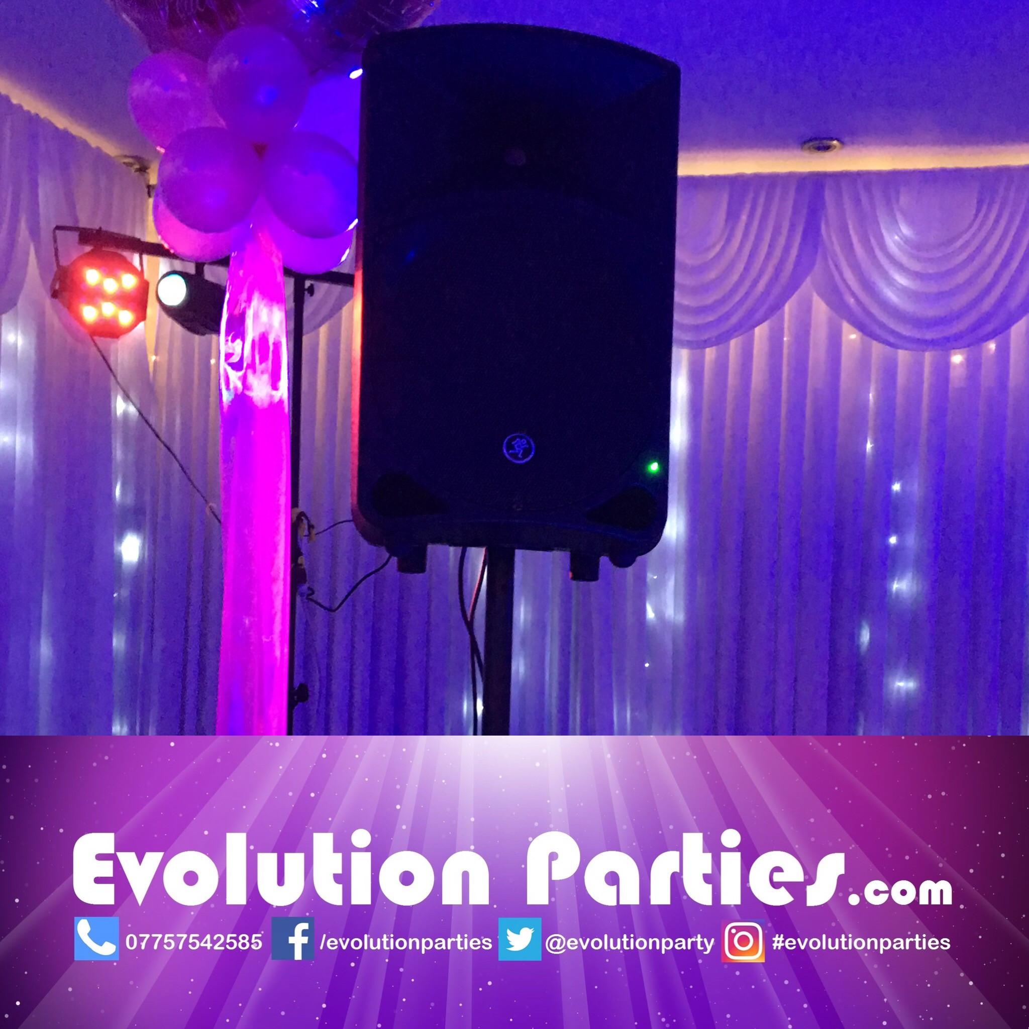 DJ & Mobile Disco (6 Hours)