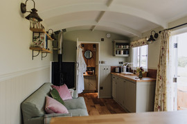 Norfolk Shepherds Hut