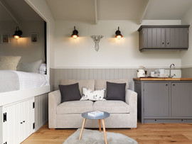 Champneys Forest Mere Shepherds Hut