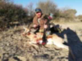 Bowhunting springbok,Garmin Xero, Automatic Bow Sight, Bow Hunting, Hunting, Archery, Shooting, target distances, aim, shot, sight tapes