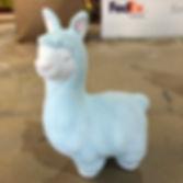 Llama painted.jpg