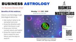 14 Dec 2020 Masterclass