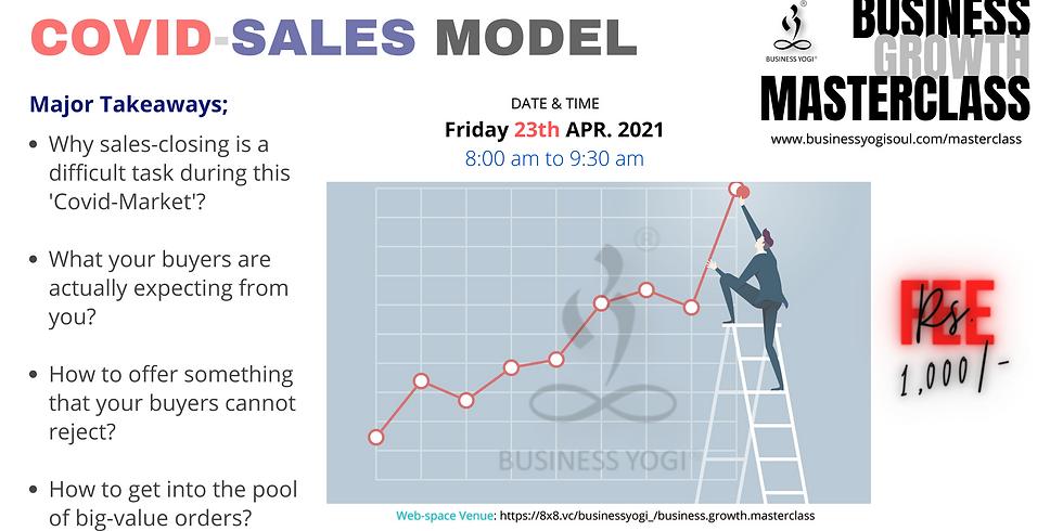 COVID Sales MODEL