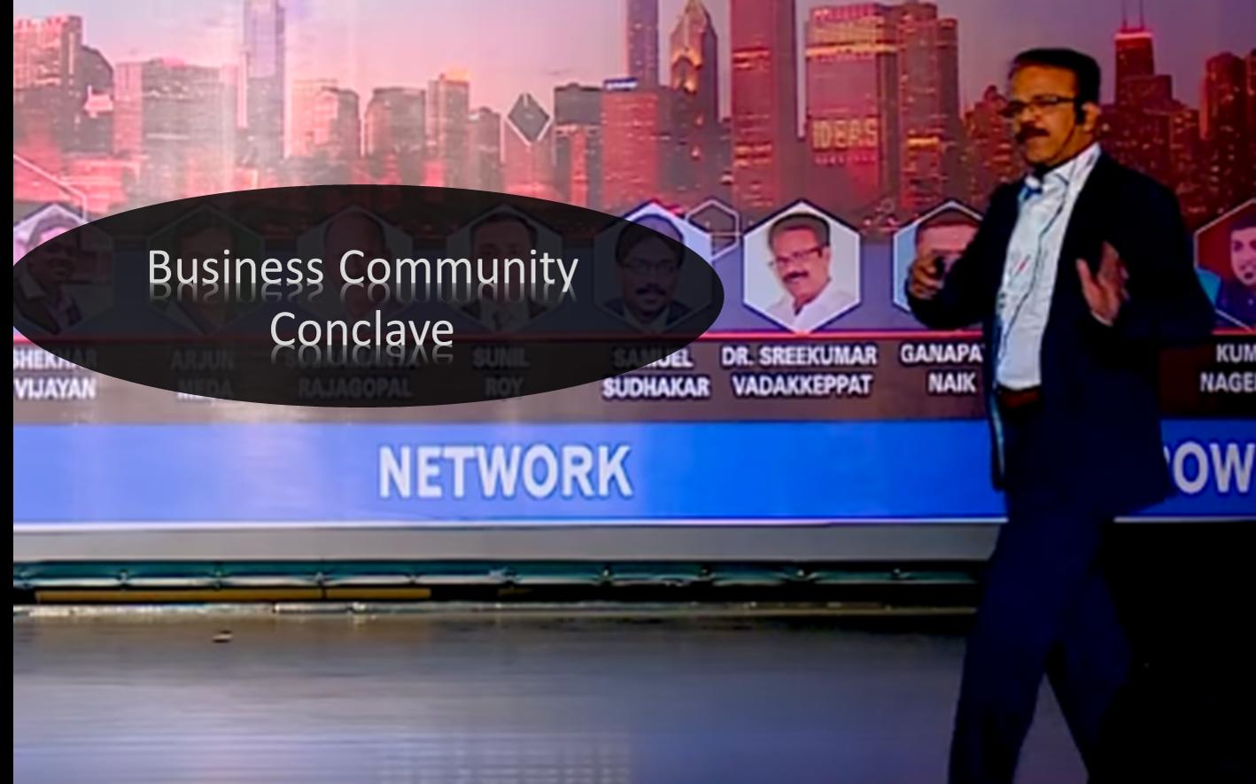 Business Community Conclave