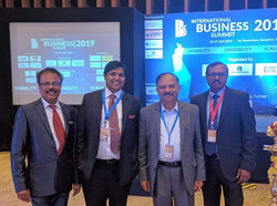 With IBS Delegates