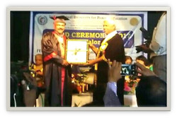Honorary Doctorate in Business Leadership and Coaching