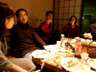合同新年会「新春牡蠣祭り」開催!!