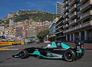 The Story of How I Raced in Monaco