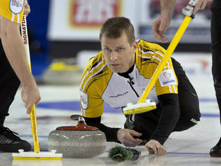 World Curling/Brier Champion Jeff Stoughton to Challenge Slingshot Racing Cup