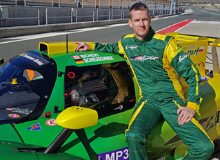 Richert Shows Well at Try-Out in Spain