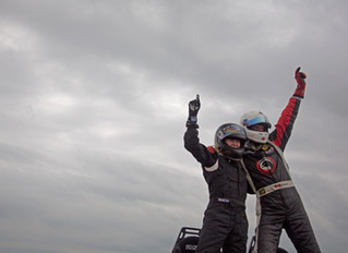 Richert and Lawes Victorious in Slingshot Racing Cup