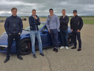 Winnipeg Jets Enjoy Thrill of Speed