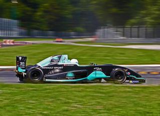 Richert Finished Monza with Wheel-to-Wheel Battles