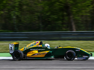 Richert Signs with Inter Europol Competition for 2020