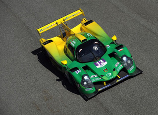 Richert Awarded Le Mans Prototype Experience
