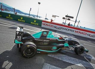 Richert Survives Monaco