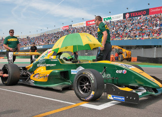 Richert Set to Race in Europe