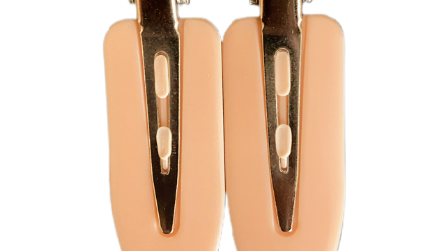 NO-BEND HAIR CLIPS (2 PACK)