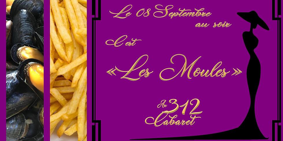 """C'est """"Les Moules"""""""