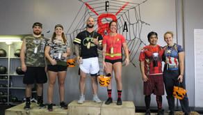 2nd Annual WOD-O-WEEN