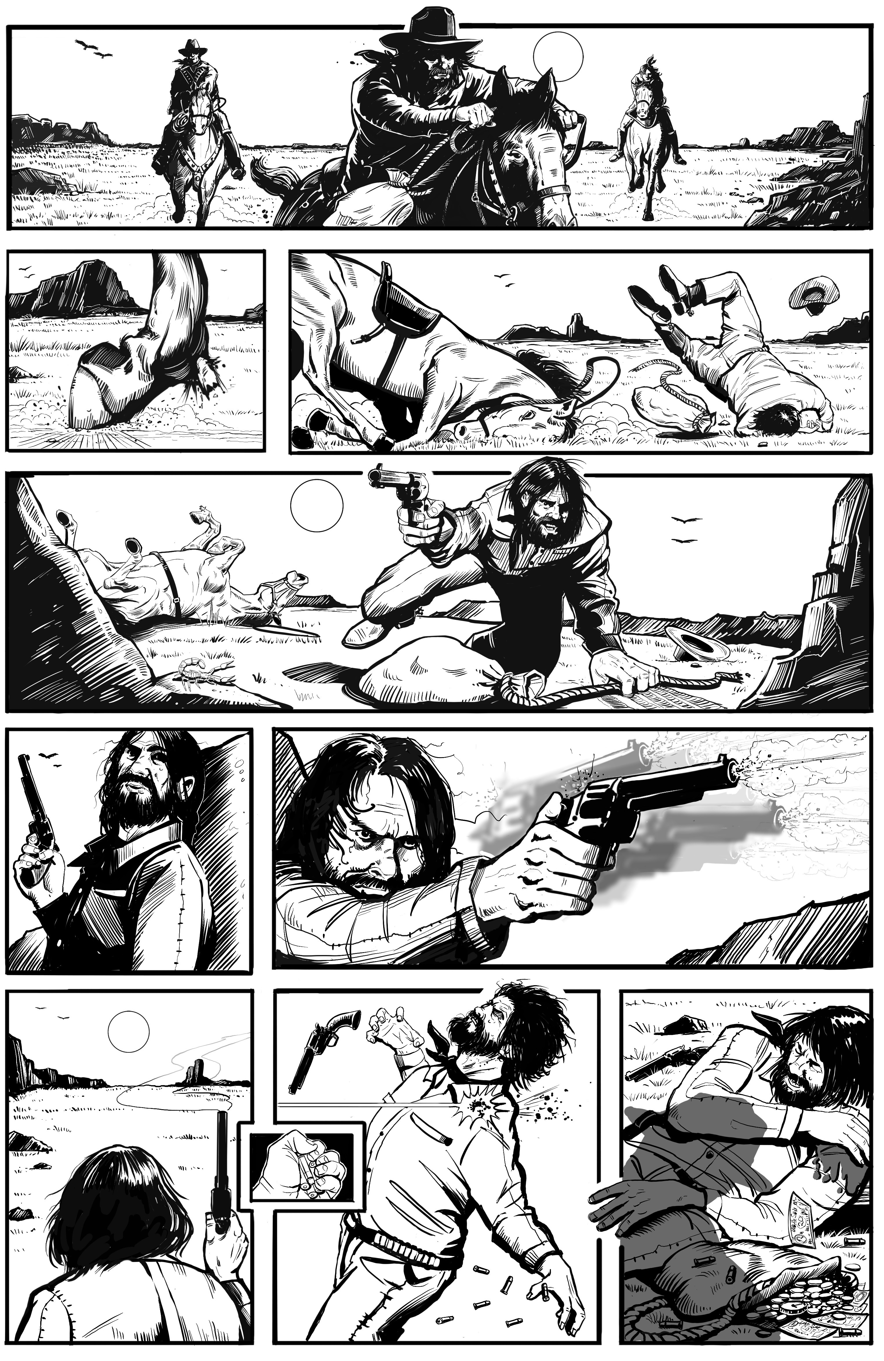 THE LONE RANGER PAGE 6