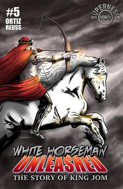 WHITE HORSEMAN COVER