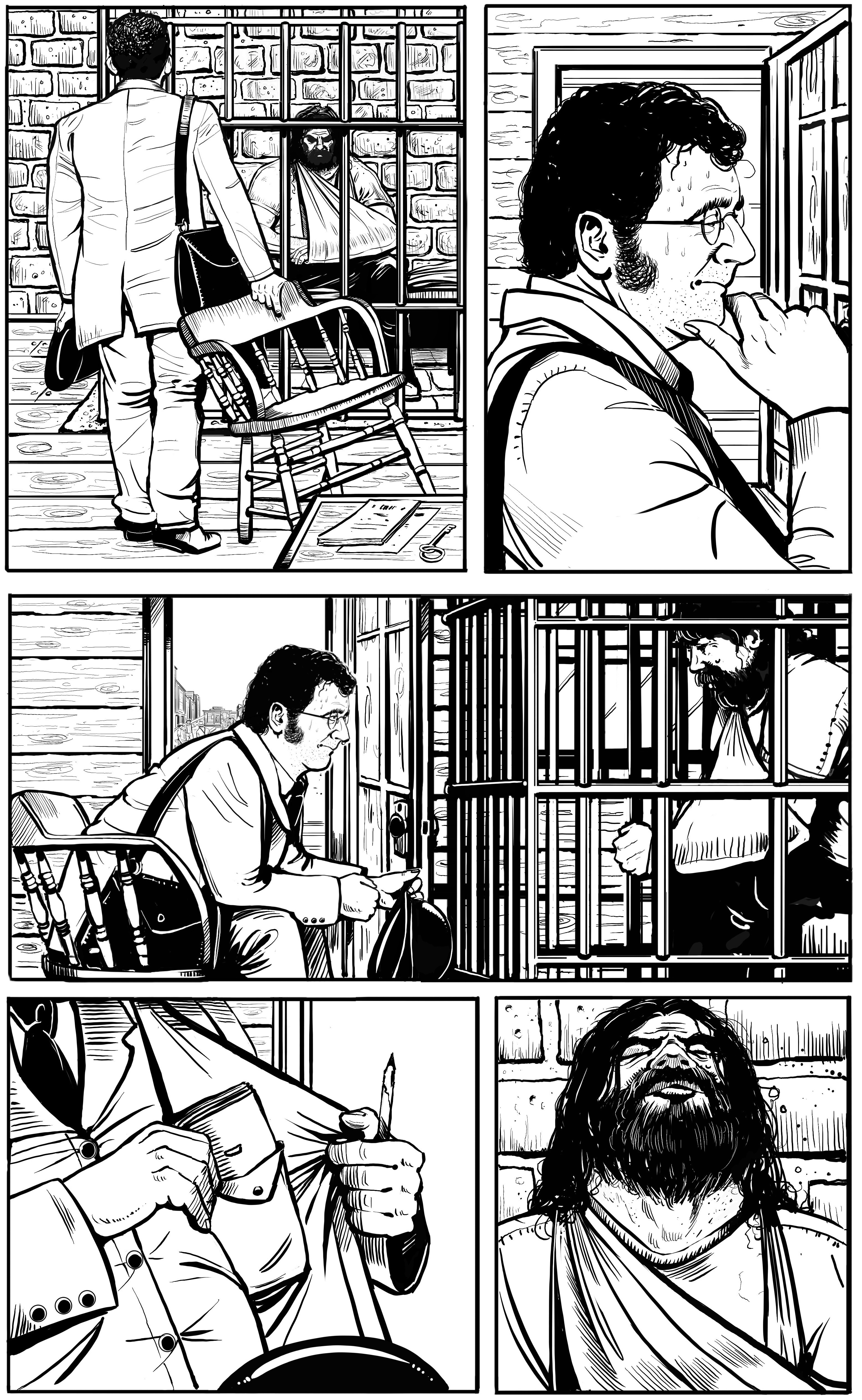THE LONE RANGER PAGE 3