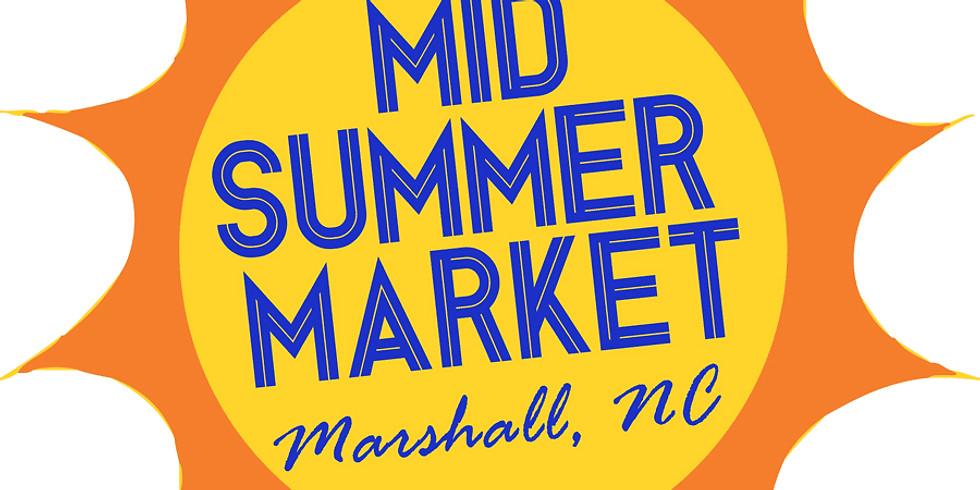 MCAC Midsummer Market - Marshall, NC