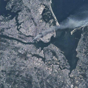 View On 9/11 From Space