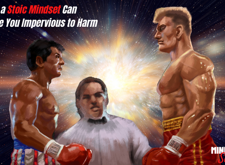 How A Stoic Mindset Can Make You Impervious To Harm