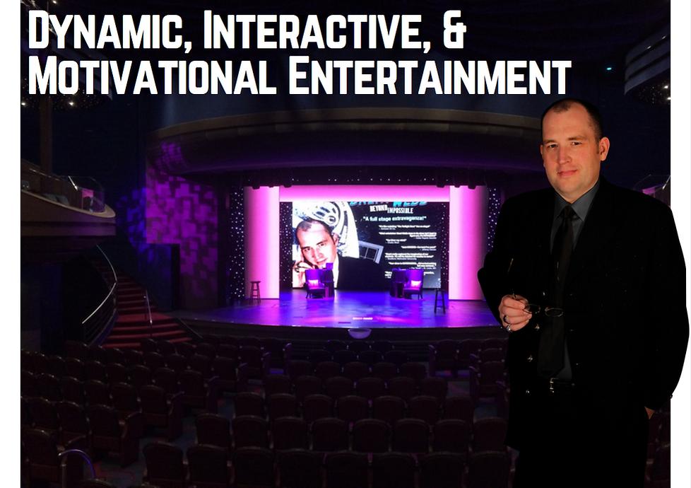 corporate entertainment, hire corporate entertainer