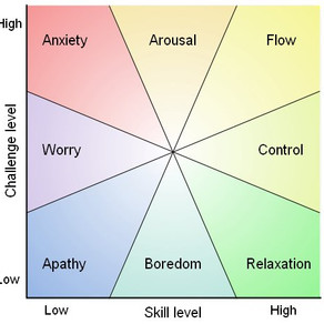 The 5 Steps to Focus Your Mind and Flow Into The Zone
