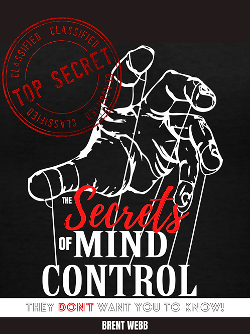 The Secrets Of Mind Control Ebook