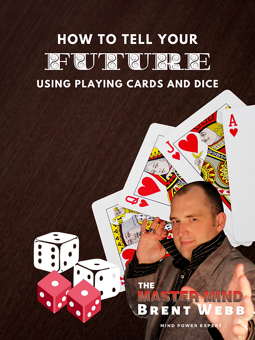 How To Tell Your Future Using Playing Cards and Dice Ebook