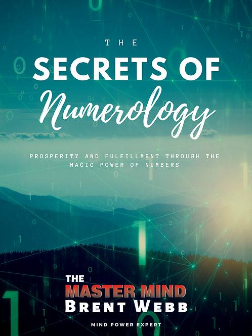 The Secrets Of Numerology Ebook