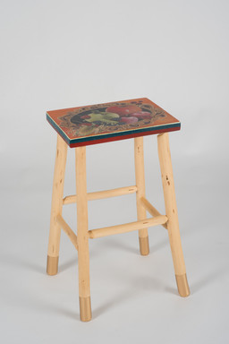 alison-ospina-hazel-harvest-stool-Danu-sue-gifford-decoration-h50-w30-d23.jpg