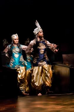 Tanvee Kale AND Lakshmi Channagiri_[pc]Ashish Narain