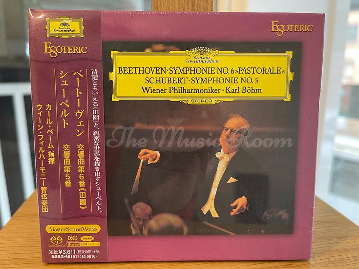 Beethoven & Schubert Symphonies