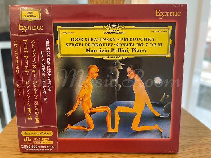 "STRAVINSKY ""Petrouchka"" - Prokofiev Sonata No.7"