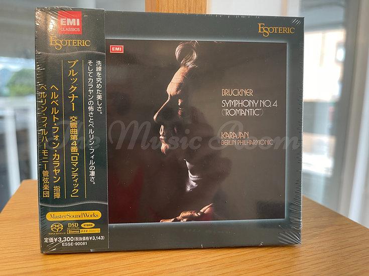 """BRUCKNER Symphony No.4 """"Romantic"""""""