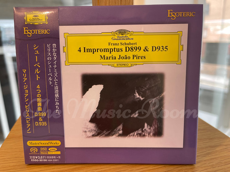 Franz Schubert 4 Impromptus D899 & D935