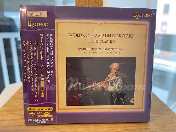 W.A. MOZART Flute Quartets